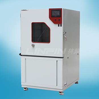 沙尘试验箱安装为什么会有温度指标