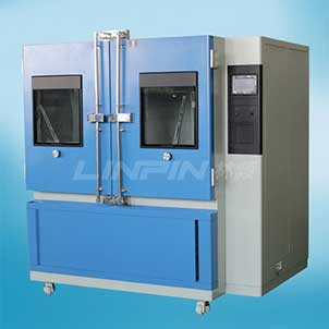 大型砂尘试验箱的质量检验主要用途